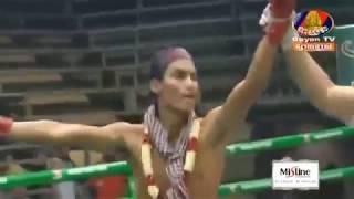 Khmer Boxing, Chan Bunhoeun vs YodphayakThai, Kun Khmer Boxing, BayonTV Boxing