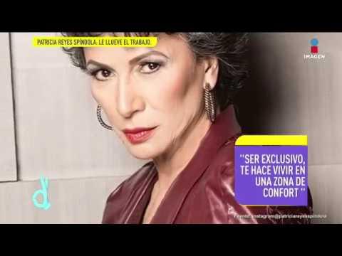 Xxx Mp4 ¡Patricia Reyes Spíndola Con Muchas Propuestas De Trabajo De Primera Mano 3gp Sex