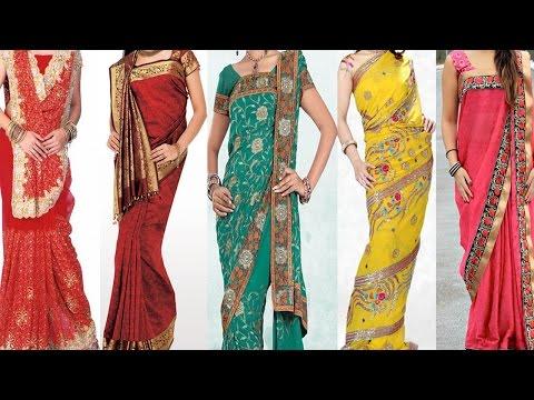 5 Different Ways of Wearing Saree For Wedding to Look Slim & Tall |Tips & Ideas to Drape Saree Pallu