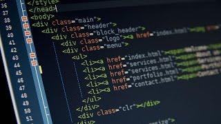 تعلم HTML الجزء الأول