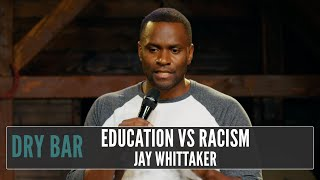 How History and Geography Counter Racism, Jay Whittaker