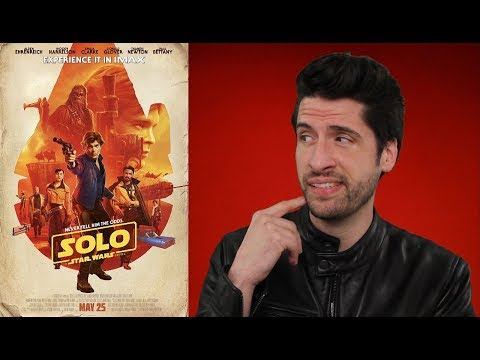 Xxx Mp4 Solo A Star Wars Story Movie Review 3gp Sex
