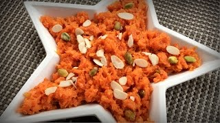 গাজরের হালুয়া || Gajorer Halua Bangla || Carrot Halwa || How to make gajorer halua