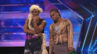 Britain & America's Got Talent | Top 10 Funny Auditions!