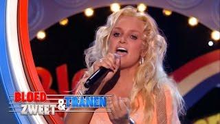 Samantha Steenwijk zingt 'Diep in Mijn Hart' van André Hazes | Bloed, Zweet & Tranen 2013