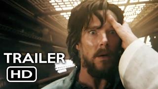 Doctor Strange Blu-Ray Trailer (2016) Benedict Cumberbatch Marvel Movie HD