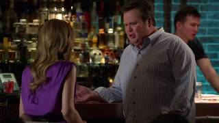 Modern Family - Cam tries to pick up a woman at a bar