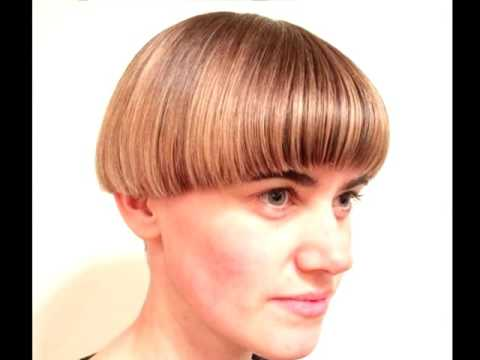 Ways to Rock a Bowl Cut Woman Hairstyle