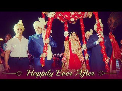 Arpita Khan's Full Wedding Album - Fairytale dream come true | Salman Khan | Sohail Khan