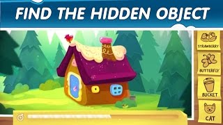 Find The Hidden Object Ep.2 - Om Nom Stories: Misterious House
