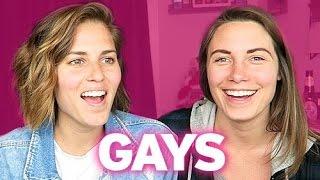 Lesbians Explain : Who Gets Laid More / Gaydar