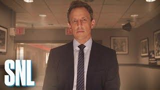 SNL Host Seth Meyers Comes Back Home to Studio 8H