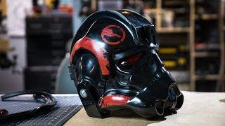 Making a Star Wars Battlefront 2 Helmet for Janina Gavankar! (Sponsored)