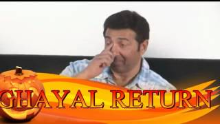 Ghayal Once Again Official trailer [Download movies at www.MoviesHunter.IN]