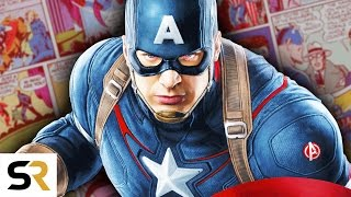 Captain America: The Secret DARK History Of The First Avenger [Documentary]