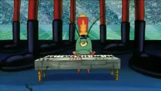 spongebob sing carry on(fun)