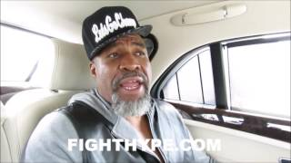 SHANNON BRIGGS BREAKS DOWN TYSON FURY VS. WLADIMIR KLITSCHKO 2; HAS HIGH PRAISE FOR ANTHONY JOSHUA