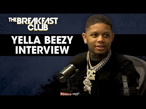 Yella Beezy Breaks Down His Shooting Incident Talks Dallas Music More