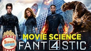 Movie Science: Fantastic Four