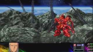 Super Robot Wars Z3 Jigoku-hen: Char vs Full Frontal