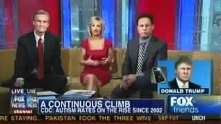 Donald Trump Discusses Autism and Vaccines
