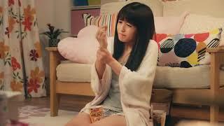 Nuevo comercial de Rikyako Aida(Seiyuu de Riko Sakurauchi) - Zakuzaku