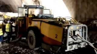 Tunel Predejane u izgradnji!