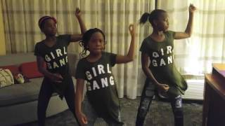 Tekno Pana dance video by Theola/Perfect and Semilore