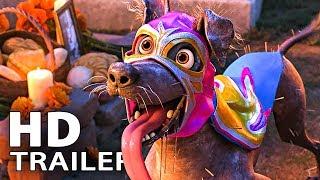 COCO - Trailer Deutsch German (2017)