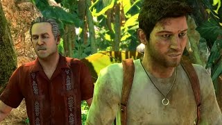 UNCHARTED: El tesoro de Drake - la Pelicula en Español [1080p] - Nathan Drake Collection