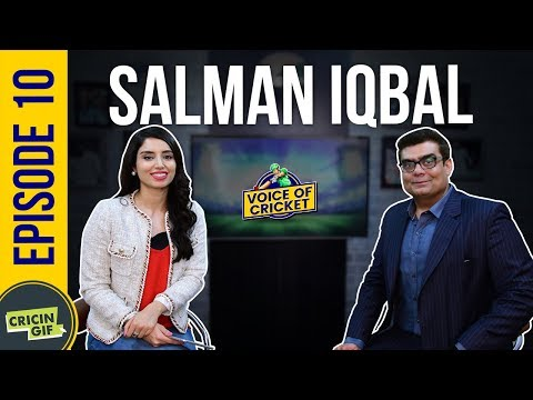 Xxx Mp4 Salman Iqbal In Conversation With Zainab Abbas Voice Of Cricket Episode 10 3gp Sex