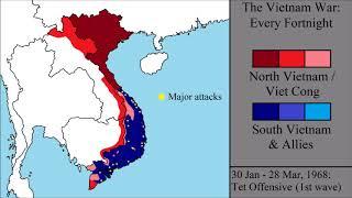 The Vietnam War: Every Fortnight