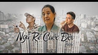 NGÃ RẼ CUỘC ĐỜI - NGƯỜI ÂM PHỦ PARODY - ĐỖ DUY NAM- FULL MV