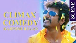 Rajini Murugan - Climax Comedy | Sivakarthikeyan, keerthi Suresh, Soori | Ponram