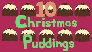 10 Christmas Puddings