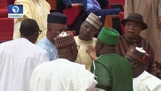PDP, APC Senators Disagree As Saraki Declines Akpabio's Request To Speak