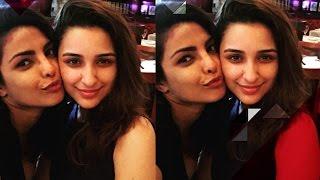 Priyanka Chopra & Parineeti Chopra's Sister Love   Bollywood News   #TMT