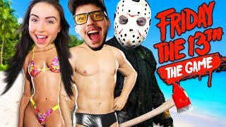 NEW OUTFITS!! - FRIDAY THE 13th GAME (Spring Break DLC)