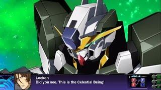 Super Robot Wars Z3: Tengoku Hen - Gundam Zabanya All Attacks (English Subs)