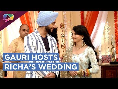 Gauri Gets Eve Teased | Gauri Hosts Richa's Wedding | Ishqbaaaz