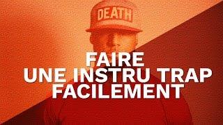 COMMENT FAIRE UNE INSTRU TRAP FACILEMENT -  FL STUDIO