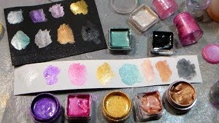DIY metallic paint