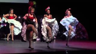 IFA 2015 - Madam Gigi's Outrageous French Cancan Dancers (France)