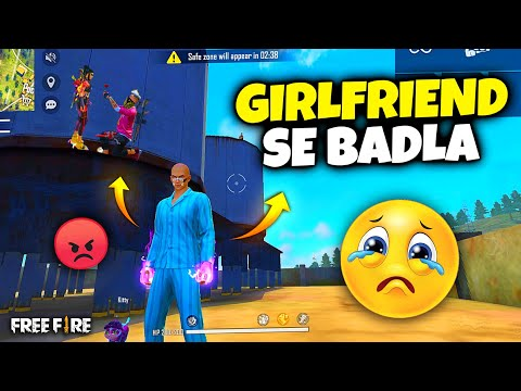 Girlfriend Cheated Me On Factory Top 😡 Revenge With My GF Garena Free Fire