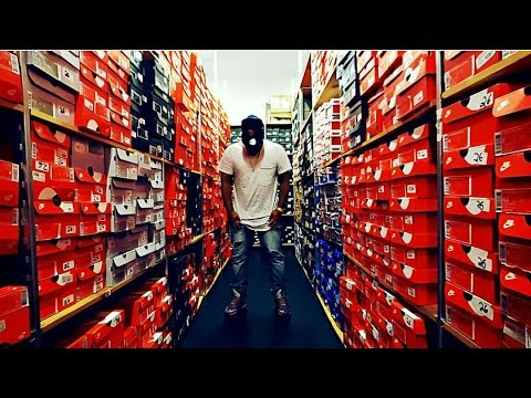 SNEAKER SHOPPING IN MUMBAI!!!
