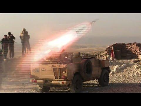 Irak: offensive kurde sur Bachiqa, à 25 km de Mossoul