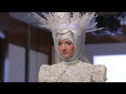 Anniesa Hasibuan Present PEARLASIA at Couture New York Fashion Week 2016