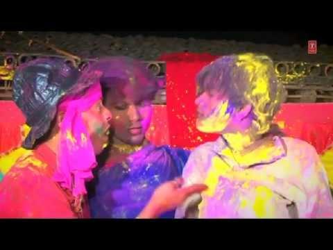 Budhwa Fagune Mein Peek Ke [ Bhojpuri Holi Video Song 2014 ] Manmauji Holi