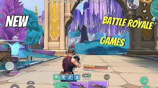Top 5 New Battle Royale Games For Android 2019 HD Ultra Graphics