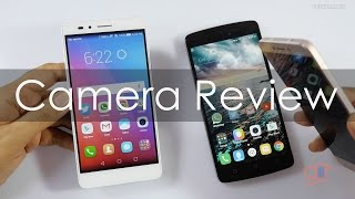 Honor 5X Camera Review Compared with Lenovo K4 Note